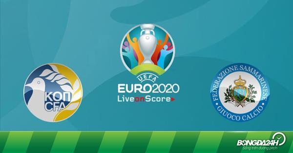 Nhận định Síp vs San Marino 0h00 ngày 22/3 (Vòng loại Euro 2020)