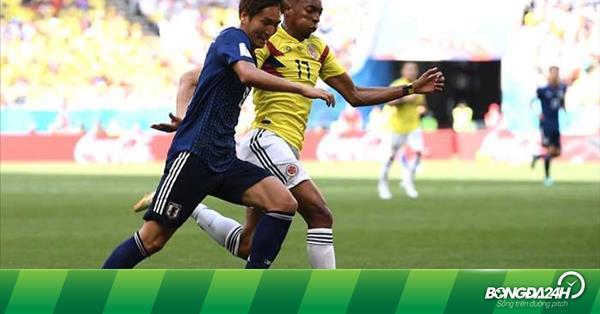 Nhận định Nhật Bản vs Colombia 17h20 ngày 22/3 (Giao hữu quốc tế)