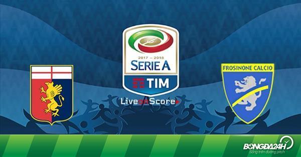 Nhận định Genoa vs Frosinone 21h00 ngày 3/3 (Serie A 2018/19)