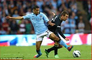Ngôi sao của Man City dự định tái hợp với ông thầy Roberto Mancini