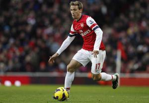 Sao Arsenal sắp hồi hương về Tây Ban Nha thi đấu ?