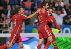 TRỰC TIẾP: Tây Ban Nha vs Ukraine 2h45 ngày 28/3 vòng loại Euro 2016