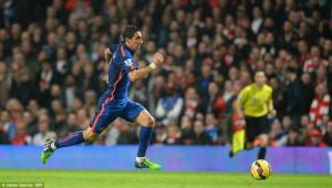 Màn trình diễn của Di Maria trong đại chiến Arsenal vs M.U
