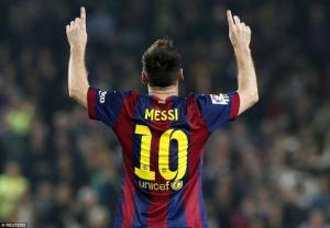 Lionel Messi nói gì sau khi lập kỷ lục ghi bàn tại La Liga