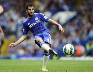 Fabregas lên tiếng cảm ơn đồng đội ở Chelsea