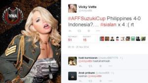 Indonesia thảm bại Philippines, sao .... phim khiêu dâm sốc nặng