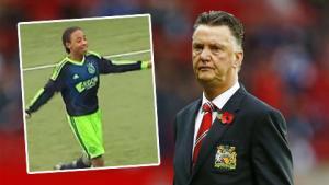 Messi Hà Lan trong tầm ngắm của M.U