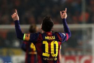 Top 10 bàn thắng đẹp nhất của Lionel Messi tại Champions League