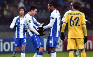 Video bàn thắng: BATE Borisov 0-3 Porto (Vòng bảng Champions League)