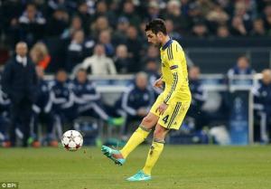 Fabregas hào hứng sau chuỗi trận thăng hoa cùng Chelsea