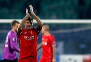 Liverpool hoà thất vọng, HLV Rodgers vẫn lên tiếng bênh vực Gerrard