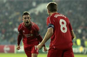 Ludogorets 2-2 Liverpool: Đánh rơi chiến thắng vào phút chót