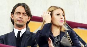 Nghi vấn HLV trưởng AC Milan vụng trộm với bà chủ Barbara
