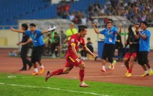 Video bàn thắng: Việt Nam 3-1 Philippines (Bảng A AFF Cup 2014)