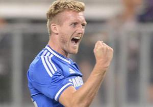 Dortmund hỏi mua Andre Schurrle với giá 27 triệu bảng