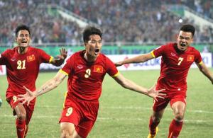 ĐT Việt Nam chơi đẹp nhất AFF Cup 2014