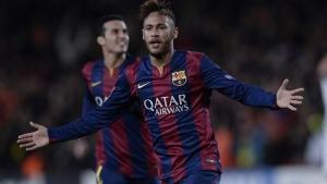 Neymar lớn tiếng thách thức Real Madrid