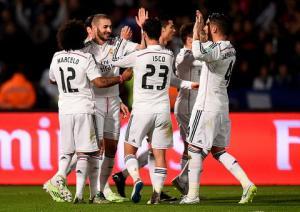 TRỰC TIẾP: Real Madrid 0-0 San Lorenzo (Hiệp 1): Đỉnh cao vẫy gọi bầy kền kền