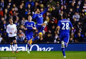 TRỰC TIẾP: Stoke City vs Chelsea 3h00 ngày 23/12 vòng 17 Premier League