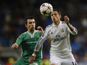 Người cũ của MU khẳng định tương lai ở Real Madrid