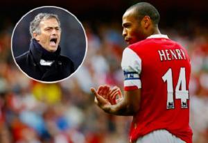 Tiết lộ: Mourinho và Henry từng suýt nên duyên thầy trò