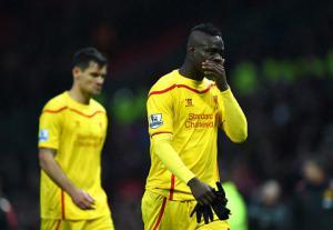 Trước đại chiến Liverpool-Arsenal: Balotelli vắng mặt vì ngu ngốc