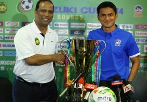 TRỰC TIẾP: Malaysia 1-0 Thái Lan (Hiệp 1): Chủ nhà mở tỷ số từ chấm 11m