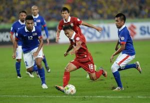 Video bàn thắng: Malaysia 3-2 Thái Lan (Chung kết lượt về AFF Cup 2014)