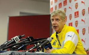 Arsene Wenger Khẳng định Arsenal sẽ có tân binh ở kỳ chuyển nhượng mùa đông