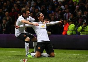 Man United bị cầm hòa, Van Gaal thất vọng ra mặt