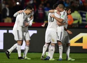 Real Madrid 2-0 San Lorenzo: Los Blancos trên đỉnh thế giới