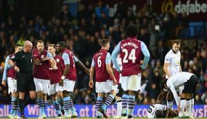 Video bàn thắng: Aston Villa 1-1 M.U (Vòng 17 Premier League)