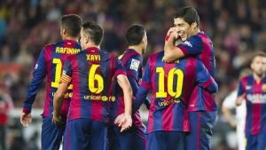 Barca kết thúc năm 2014 dưới thời Enrique: Cuộc cách mạng dang dở