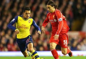 """Chia điểm trước Arsenal, Rodgers """"đổ thừa"""" cho Sanchez"""