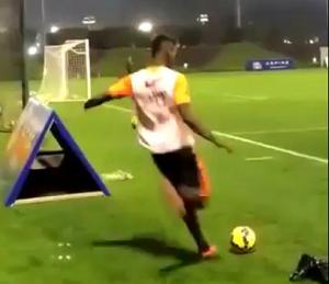 Chiêm ngưỡng kỹ năng tuyệt đỉnh của Pogba