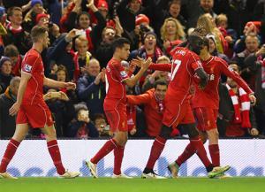 Những pha xử lý bóng ngẫu hứng nhất lượt đi Premier League 2014-2015