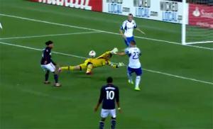 Lee Nguyễn lọt vào Top 5 bàn thắng đẹp nhất MLS