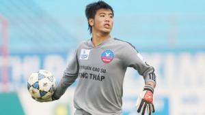 Thủ môn U23 Việt Nam đổi đời với hợp đồng gần 7 tỷ
