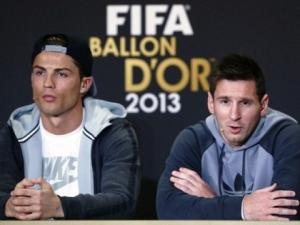 Khoảng cách trình độ giữa Ronaldo và Messi là vô tận
