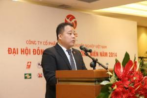 V-League 2015 có trưởng giải mới người Việt thay cho chuyên gia Nhật