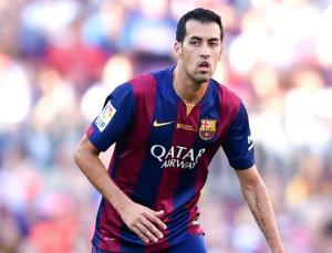 NÓNG: Sergio Busquets gia hạn hợp đồng với Barca đến năm 2019