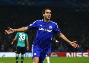 """SỐC: Fabregas muốn """"giết"""" Diego Costa vì phung phí cơ hội"""