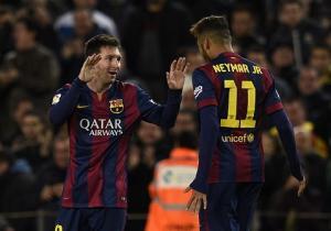 TRỰC TIẾP: Barcelona 1-0 Cordoba (Hiệp 1): Pedro mở tỷ số từ rất sớm