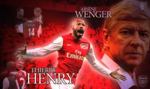 Huyền thoại Thierry Henry có thể kế nghiệp Arsene Wenger ở Arsenal