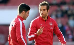 """Arsenal và """"tử huyệt"""" hàng tiền vệ"""