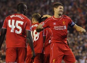 Danh sách 11 cầu thủ xuất sắc nhất mọi thời đại của Liverpool