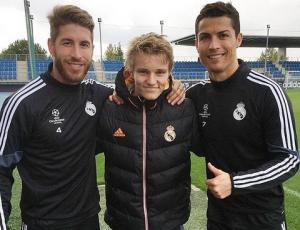 """Góc nhìn: Real Madrid có thể """"giết chết"""" tài năng Martin Odegaard"""