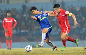 HAGL 1-0 Đà Nẵng (Kết thúc): Chiến thắng xứng đáng
