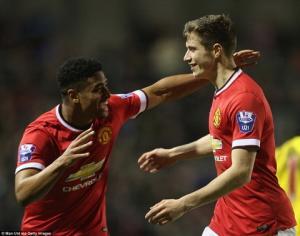 Video bàn thắng: U21 M.U 2-1 U21 Liverpool
