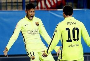 Từ Champions League đến Copa del Rey: Có một Barca rất khác ở Calderon